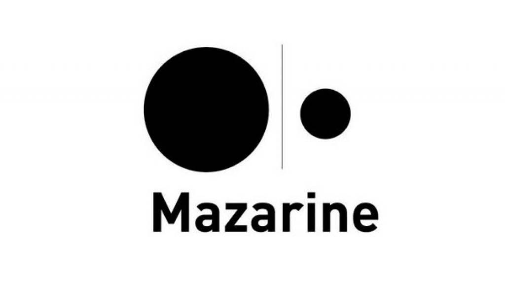 Logo agence mazarine