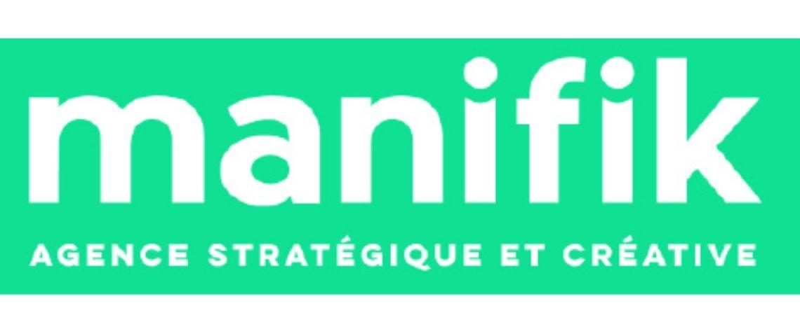 Logo Agence Manifik
