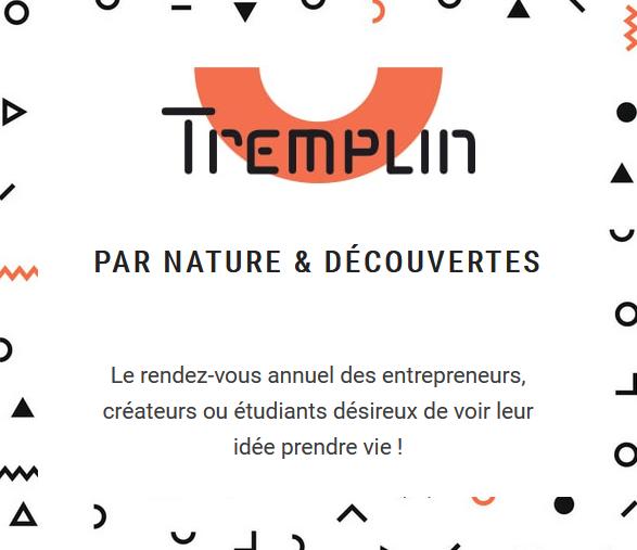 Visuel du logo Tremplin