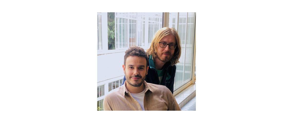 Photo d'Alexandre Bézu et Rémi Cipriano, nouvelels recrues de l'agence Bastille