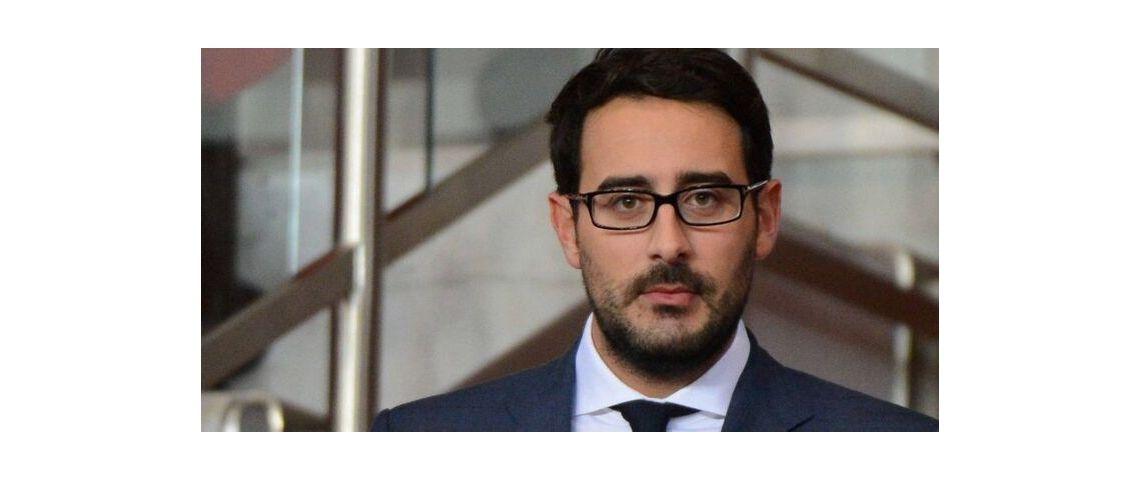 Photo de Sebastien Gros, homme brun, barbu portant des lunettes