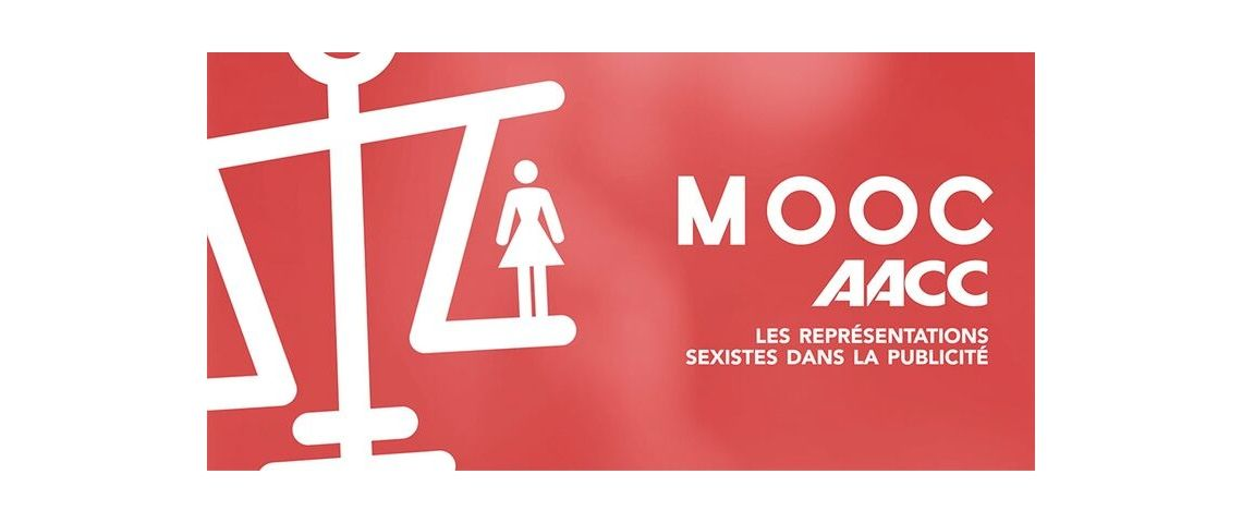 Capture ecran Mooc AACC les repsentations sexistes dans la publicite