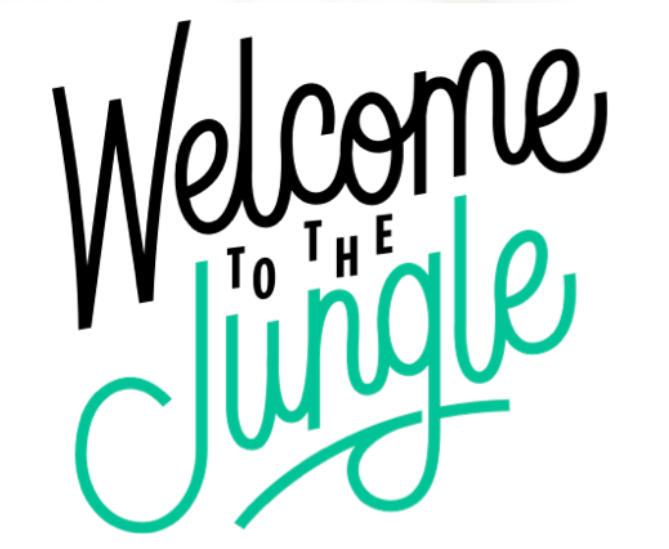 Logo to welcome to the jungle
