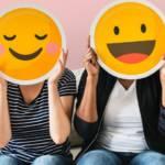 Emojis qui sourient