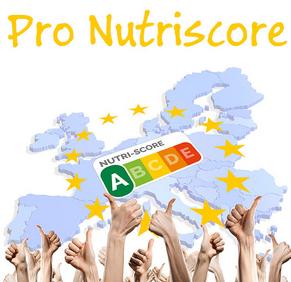 Logo de la pétition Pro Nutriscore
