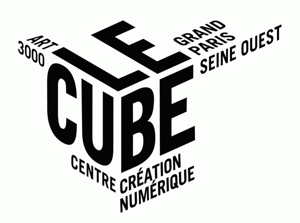 Logo du centre de création numérique Le Cube