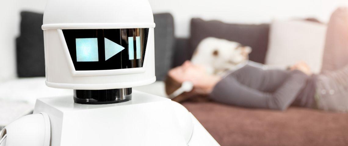 Un robot dans la maison, pour le pire et pour le meilleur ?