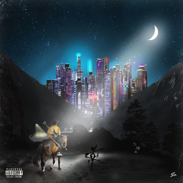 album couverture lil nas x
