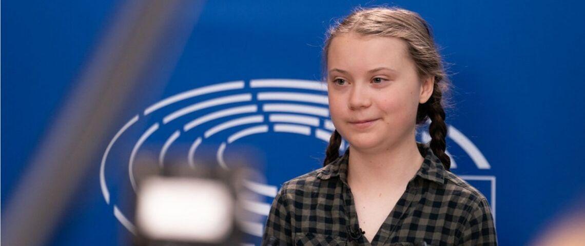 Greta Thunberg aux Nations Unies