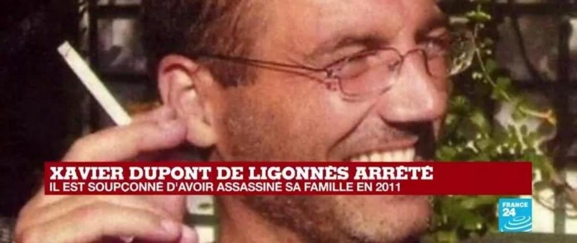 une capture d'écran de France24
