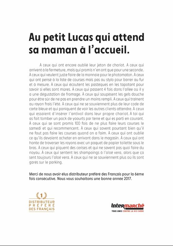 Intermarché, distributeur préféré des français