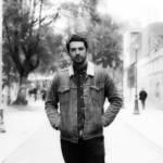 Photo de Fabien Gailleul en noir et blanc