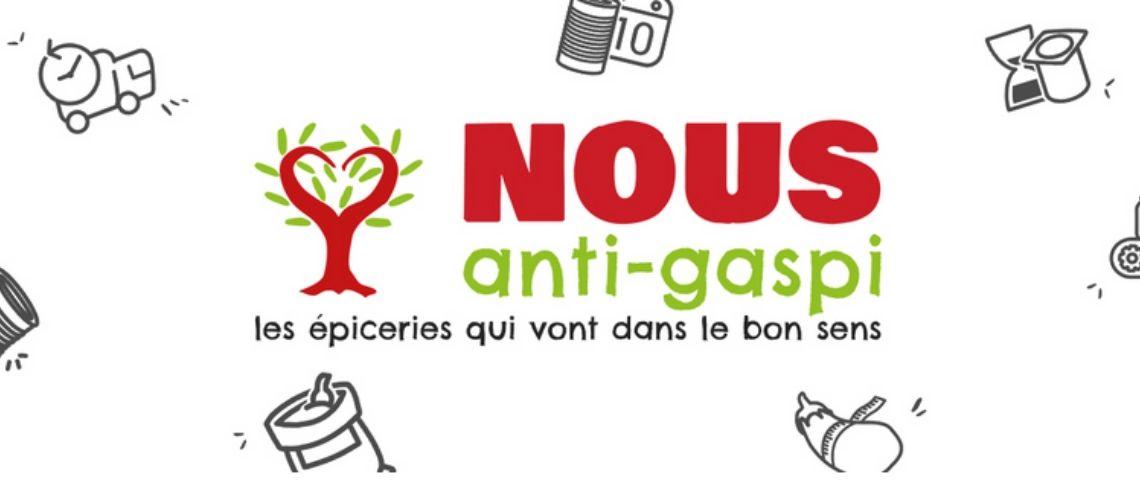 Le réseau « Nous Anti-Gaspi » ouvre ses portes à Paris