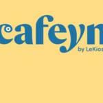 Nouveau logo Cafeyn