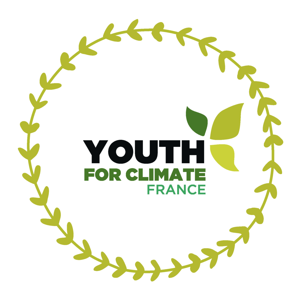 Logo Youth For Climat France
