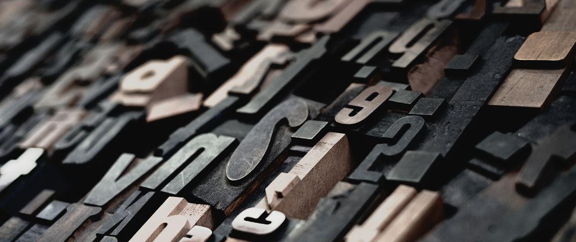 Lettre d'imprimerie