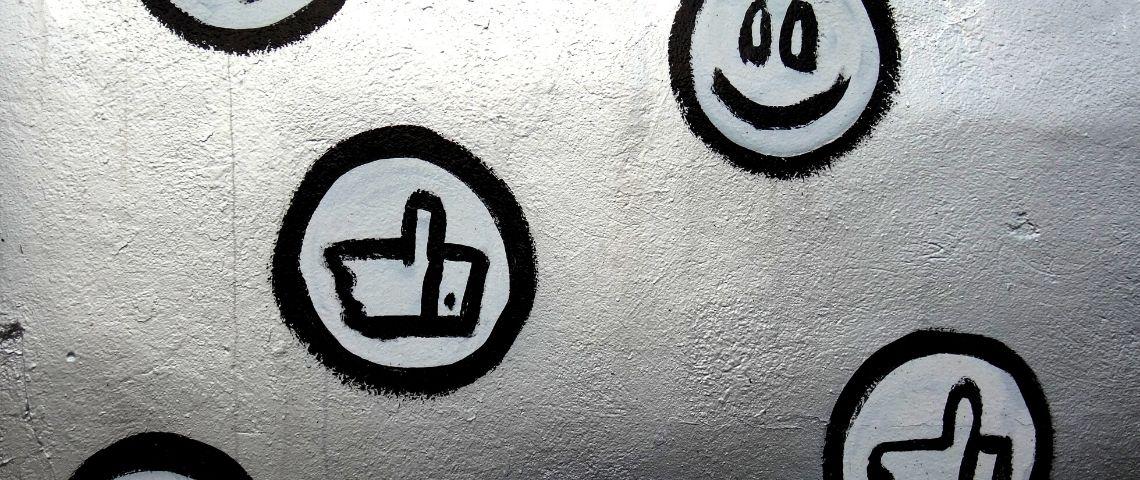 Des likes et des emojis