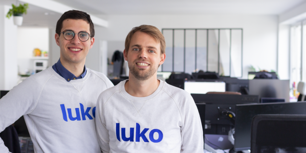 Photo des fondateurs de Luko