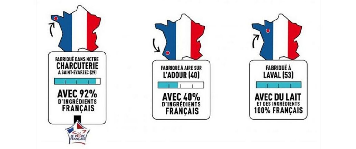 Logo franco-Score-petite carte de france