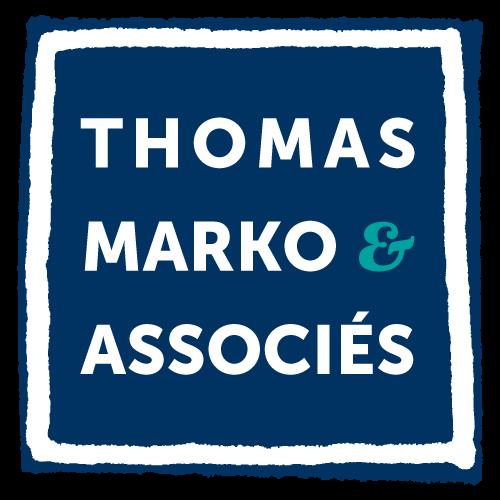 Logode l'agence Thomas Marko & Associé