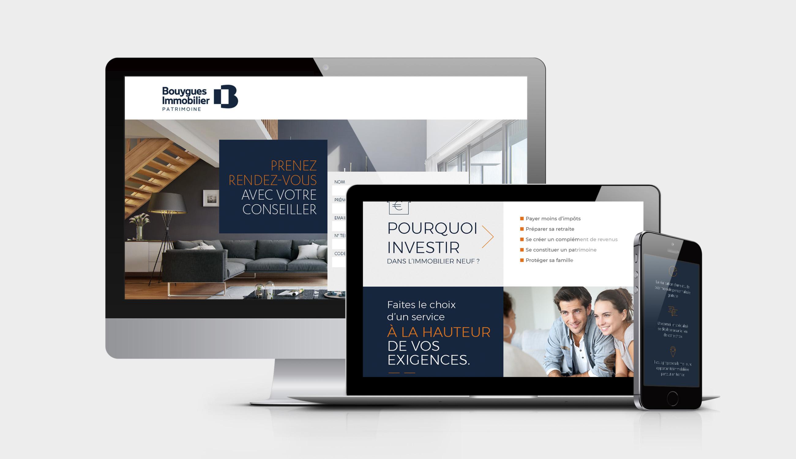 Pub Bouygues Web to print
