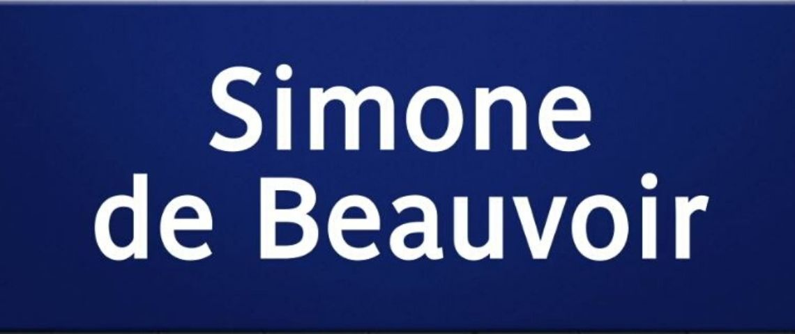 Station Simone de Beauvoir
