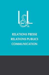 L&L RELATIONS PUBLIQUES