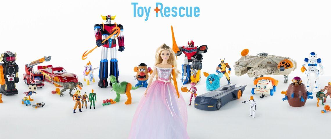 Dagoma lance des fichiers d'impression 3D pour réparer les jouets