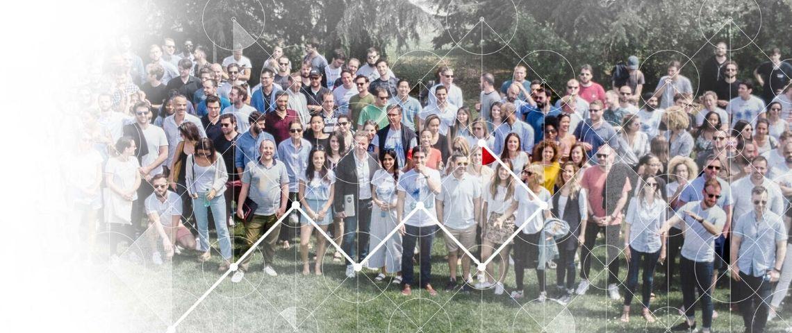Photo d'un groupe de personnes