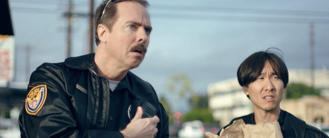 Will et Chuck les héros de la dernière campagne de Skoda