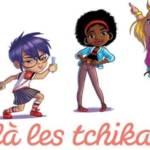 Mascotte magazine Tchika