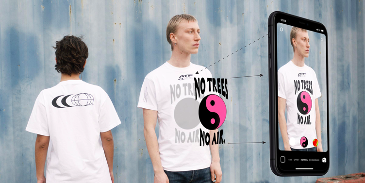 t-shirt « the last statement »