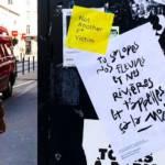 des affiches de sensibilisation contre la fast fashion
