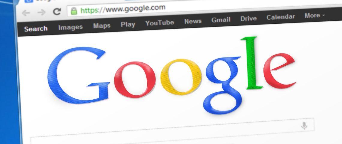 Moteur de recherche Google