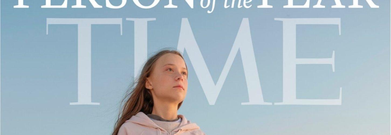 Greta Thunberg à la Une du TIME