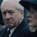 l'acteur Robert De Niro Fait sa De Niro Face