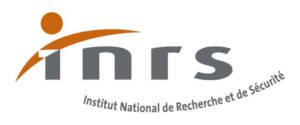 INSTITUT NATIONAL DE RECHERCHE ET DE SÉCURITÉ POUR LA PRÉVENTION DES ACCIDENTS DU TRAVAIL ET DES MALADIES PROFESSIONNELLES