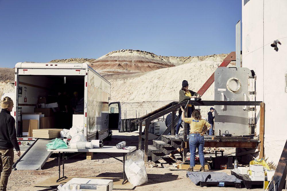 La Mars Desert Research Station dans l'Utah