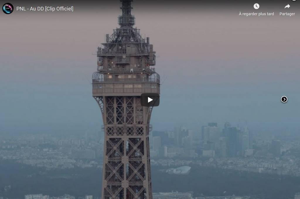 Capture écran clip au DD de PNL