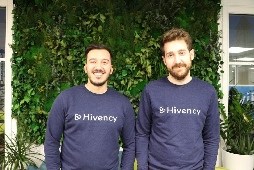 Fondateur de la startup Hivency