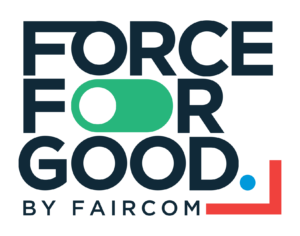 LOGO FORCEFORGOOD