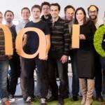 Equipe de Naio technologies