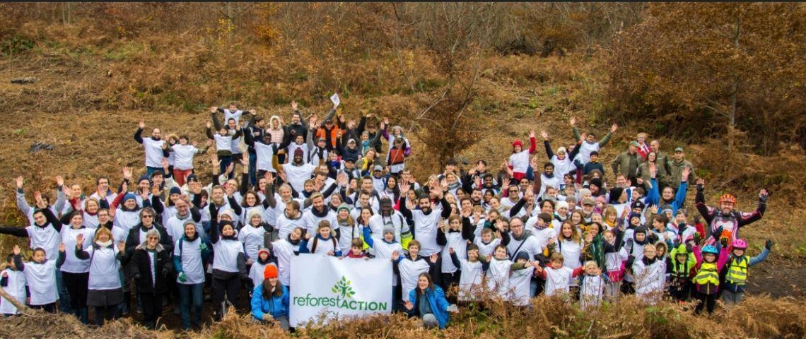 Photo de bénévole de Reforest'Action