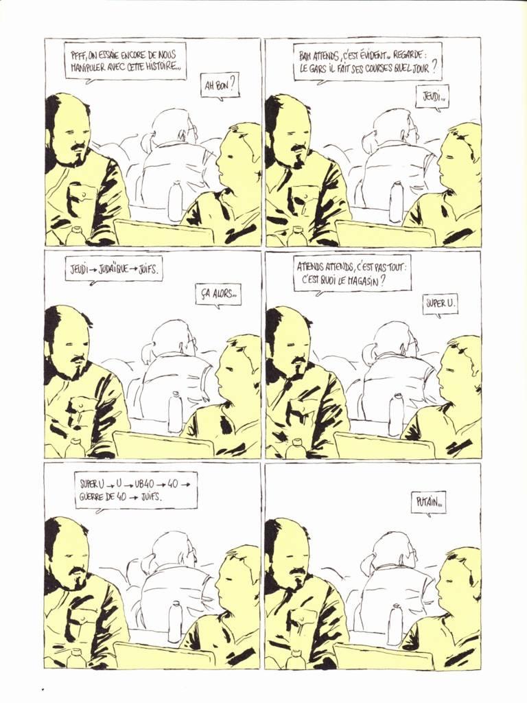 un extrait de la bande dessinée ZaiZaiZai