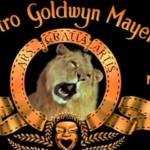 Lion rugissant de la MGM