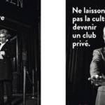 Affiches de la campagne de la fondation cultura