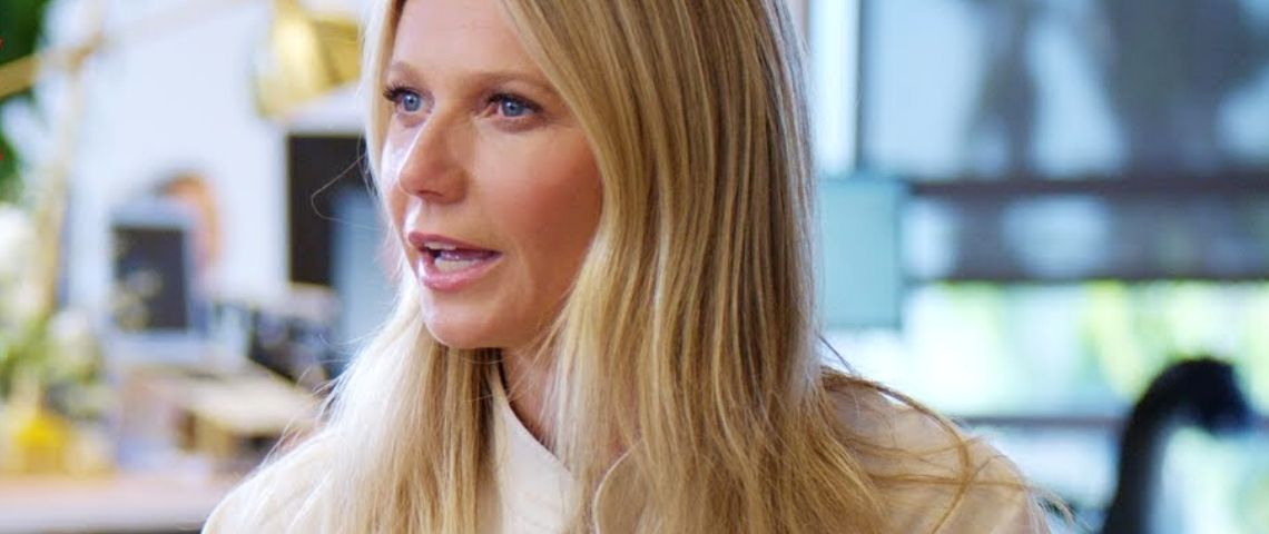 photo de l'actrice Gwyneth Paltrow