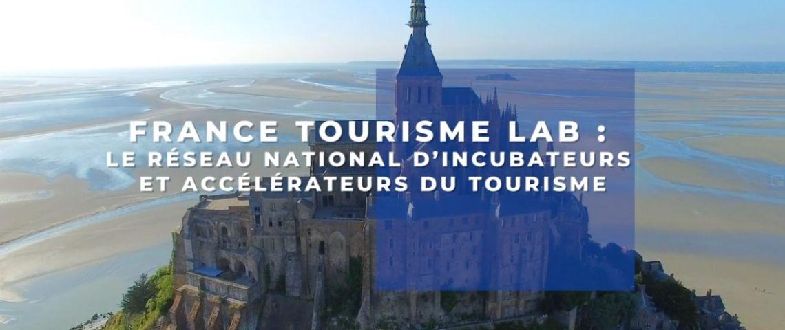 Capture d'écran de la vidéo de présentation du Smart Tourisme Lab