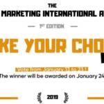 Visuel du Lazy Marketing International Award