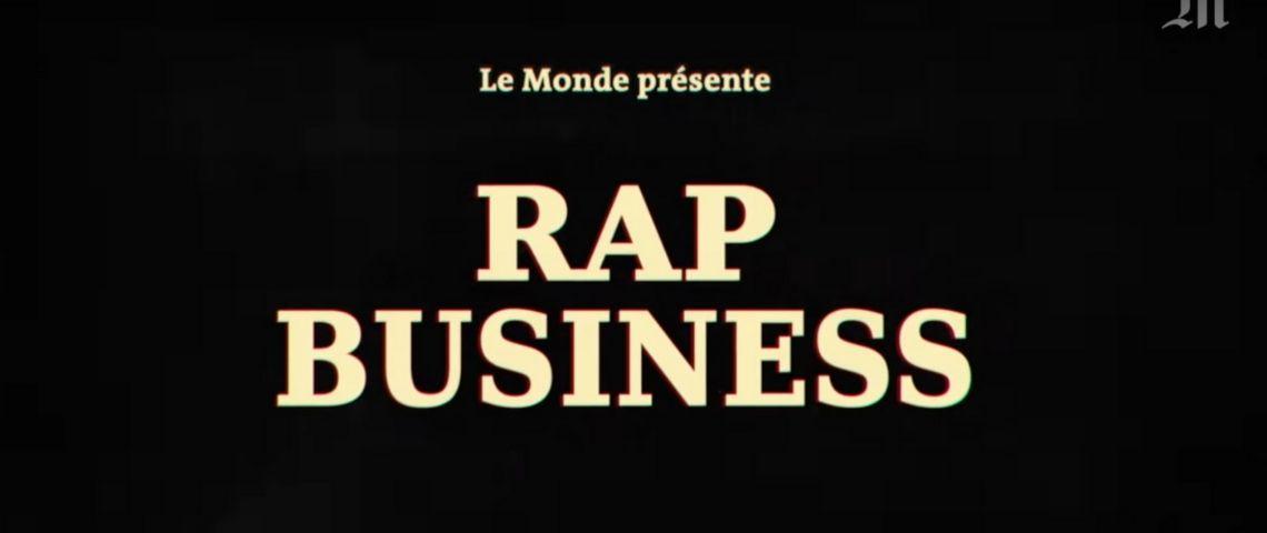 Capture d'écran de la vidéo avec le titre